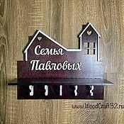 Для дома и интерьера handmade. Livemaster - original item The housekeeper wall. Handmade.