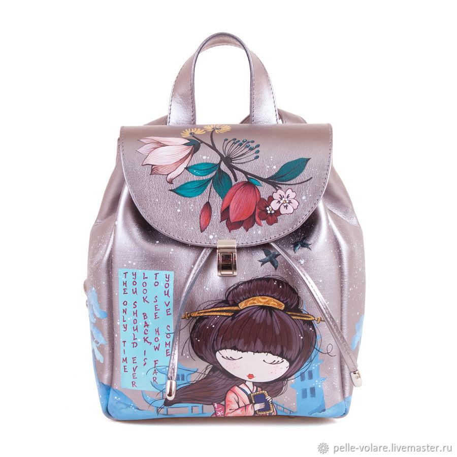 Backpacks handmade. Livemaster - handmade. Buy Women s backpack 0d1aa94509