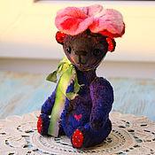 """Куклы и игрушки ручной работы. Ярмарка Мастеров - ручная работа """"Фиалковый"""" 12см. Handmade."""