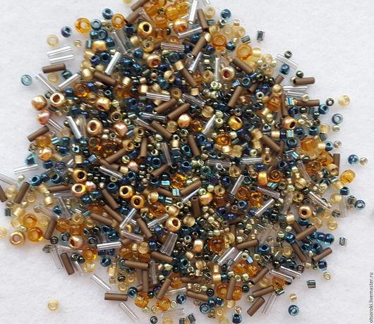 #3220 цена 170 руб/10 гр сине-бронзовый