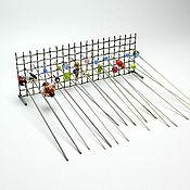 Материалы для творчества ручной работы. Ярмарка Мастеров - ручная работа Подставка в печь. Handmade.