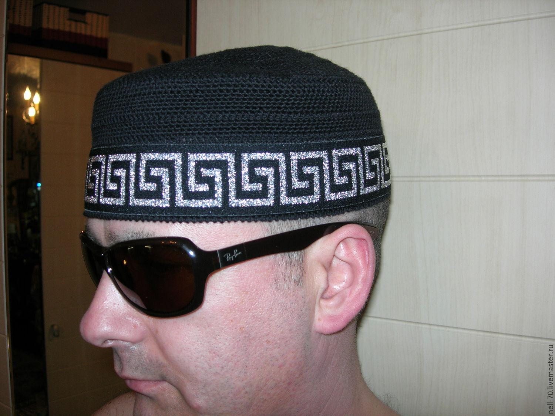 Hat 'motifs versace', Headwear Sets, Moscow,  Фото №1