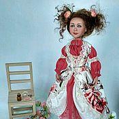 Куклы и игрушки ручной работы. Ярмарка Мастеров - ручная работа Интерьерная авторская кукла Катрин. Handmade.