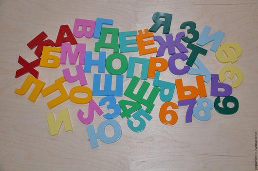 Развивающие игрушки ручной работы. Ярмарка Мастеров - ручная работа. Купить Алфавит из дерева. Handmade. Комбинированный, раннее развитие