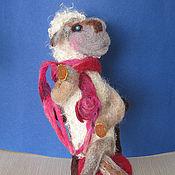 Куклы и игрушки ручной работы. Ярмарка Мастеров - ручная работа Овечка Серафима. Handmade.