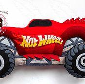 Куклы и игрушки ручной работы. Ярмарка Мастеров - ручная работа Машина - Hot Weels - Монстр трак. Handmade.