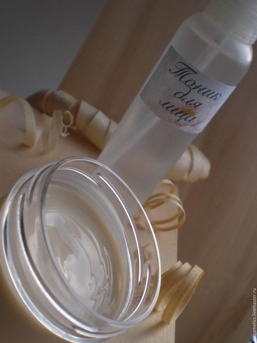 крем-сливки противовоспалительные и тоник для проблемной кожи лица