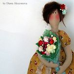 Аксёнова Диана - Ярмарка Мастеров - ручная работа, handmade
