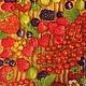 Очень сочные садовые и лесные ягоды  - салфетка для декупажа Декупажная радость