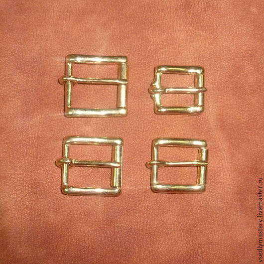 Другие виды рукоделия ручной работы. Ярмарка Мастеров - ручная работа. Купить Пряжка бронза - 4 размера. Handmade. Золотой