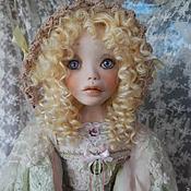 """Куклы и игрушки ручной работы. Ярмарка Мастеров - ручная работа Кукла """"Агнесса"""". Handmade."""