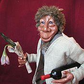 """Куклы и игрушки ручной работы. Ярмарка Мастеров - ручная работа Кукла """"Все мужики к...."""". Handmade."""