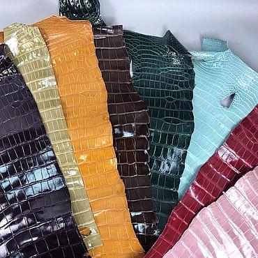 Одежда ручной работы. Ярмарка Мастеров - ручная работа Хвосты крокодила. Handmade.