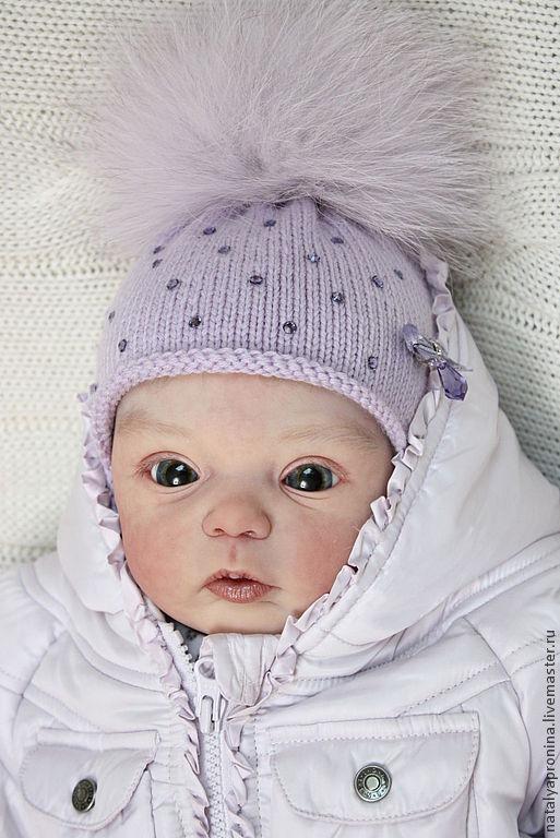 Куклы-младенцы и reborn ручной работы. Ярмарка Мастеров - ручная работа. Купить Красотка Лив. Handmade. Кукла, стекло