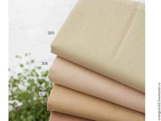Шитье ручной работы. Ярмарка Мастеров - ручная работа. Купить 45х110 см Ткань для тел кукол Skin color. Handmade.