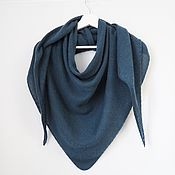 Аксессуары handmade. Livemaster - original item scarves: Scarf knitted from kid mohair with cashmere. Handmade.
