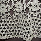 Одежда ручной работы. Ярмарка Мастеров - ручная работа Туника в Винтажном стиле. Handmade.