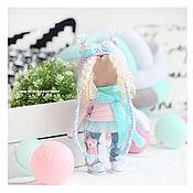 """Куклы и игрушки ручной работы. Ярмарка Мастеров - ручная работа Кукла интерьерная """"Sweet owl"""". Handmade."""
