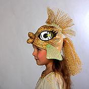 Работы для детей, ручной работы. Ярмарка Мастеров - ручная работа Золотая Рыбка (костюм карнавальный). Handmade.