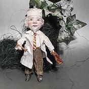 Куклы и игрушки ручной работы. Ярмарка Мастеров - ручная работа Добрый доктор Айболит продано. Handmade.