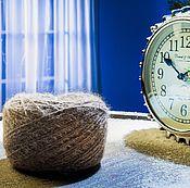 Материалы для творчества handmade. Livemaster - original item The yarn is fine