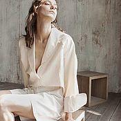 Одежда handmade. Livemaster - original item Women`s shorts Riri. Handmade.