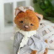 Куклы и игрушки ручной работы. Ярмарка Мастеров - ручная работа Айне. Handmade.