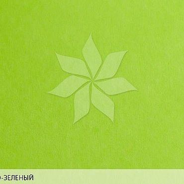 Материалы для творчества ручной работы. Ярмарка Мастеров - ручная работа В наличии! Калька цвета Желто-зеленый 100 г/м2 (Германия). Handmade.