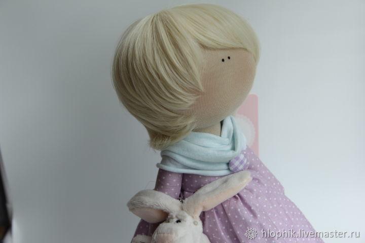 "Кукольный парик""Блонд"", Материалы, Санкт-Петербург, Фото №1"