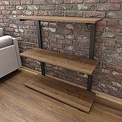 Для дома и интерьера handmade. Livemaster - original item Shelving in loft style. Handmade.