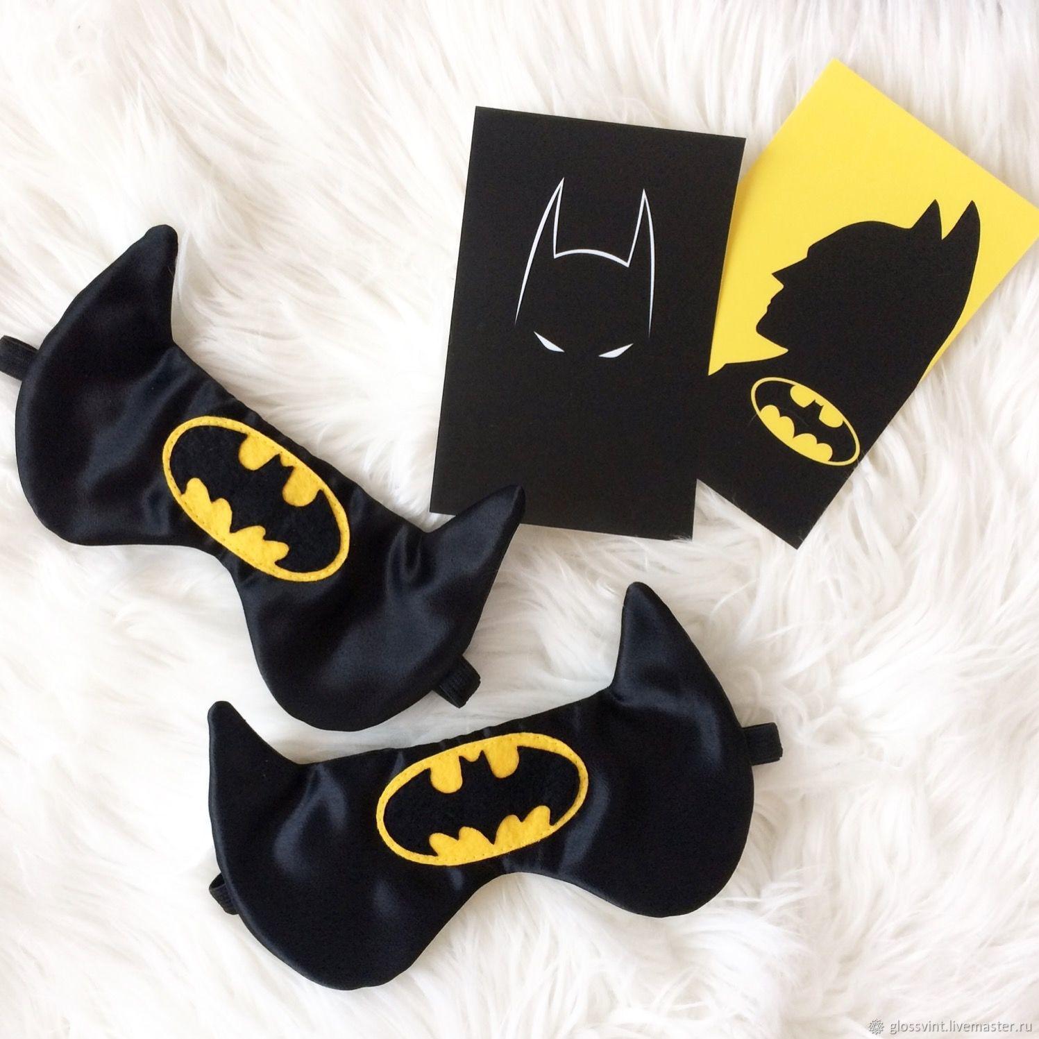 9066e42e7cc Underwear   Pajamas handmade. Livemaster - handmade. Buy Sleep mask  Batman  .