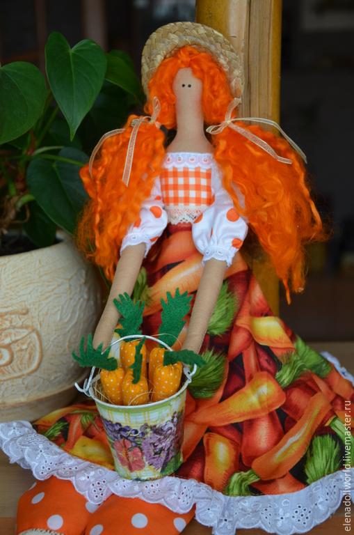 Фото тильды огородницы