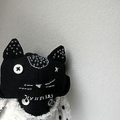 Куклы и игрушки ручной работы. Ярмарка Мастеров - ручная работа Кроликоид, косящий под кота.. Handmade.