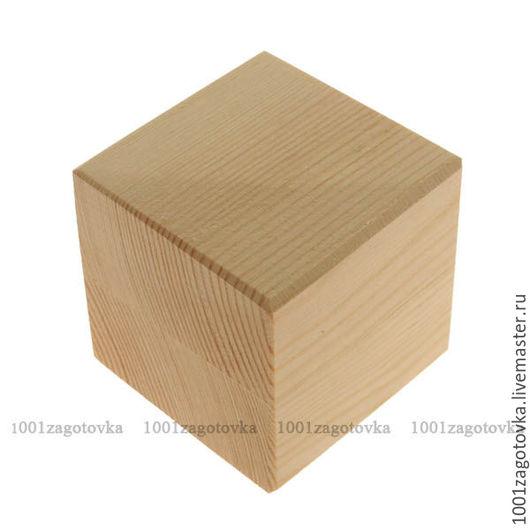Декупаж и роспись ручной работы. Ярмарка Мастеров - ручная работа. Купить k0001.7 Кубик из массива (средний). Handmade.
