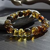Украшения handmade. Livemaster - original item Bracelet from natural Baltic amber. Handmade.