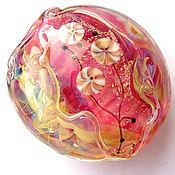 Украшения handmade. Livemaster - original item Bead-pendant. Handmade.