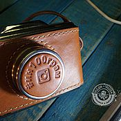 Сувениры и подарки handmade. Livemaster - original item flask camera ( Seize the day ). Handmade.