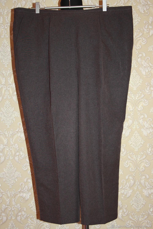 Винтаж: Брюки Bonmarche 54 размер 90-е, Одежда винтажная, Старая Купавна,  Фото №1