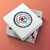 Дизайн и реклама ручной работы. Ярмарка Мастеров - ручная работа Логотип магазина мастера. Handmade.