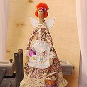 Куклы и игрушки ручной работы. Ярмарка Мастеров - ручная работа Винтажная фея Рукодельница. Handmade.
