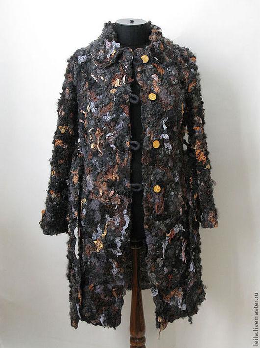 """Верхняя одежда ручной работы. Ярмарка Мастеров - ручная работа. Купить пальто  """" La Manche """". Handmade. Пальто"""