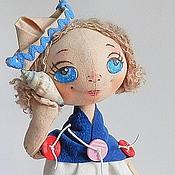 Куклы и игрушки ручной работы. Ярмарка Мастеров - ручная работа Море я люблю). Handmade.