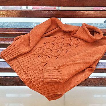 Одежда ручной работы. Ярмарка Мастеров - ручная работа Свитер Листопад. Handmade.