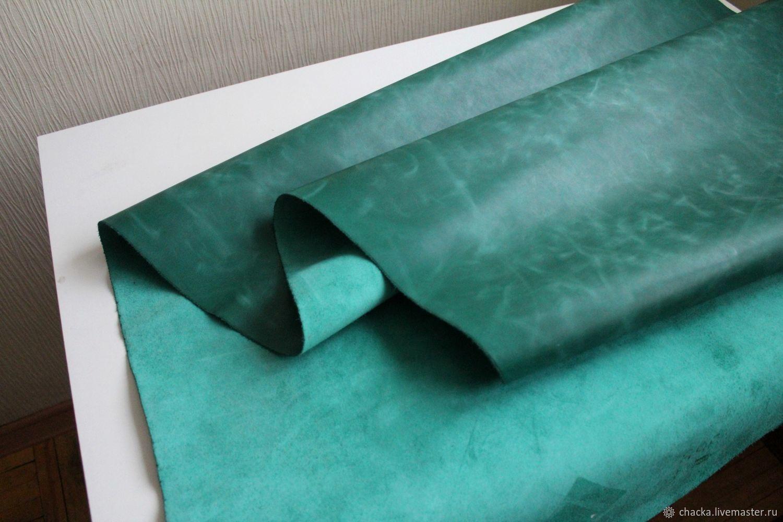 Пуллап Малахитово-Зеленый 1.2-1.4мм, Мех, Санкт-Петербург, Фото №1
