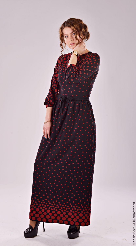 Теплое платья купить москва