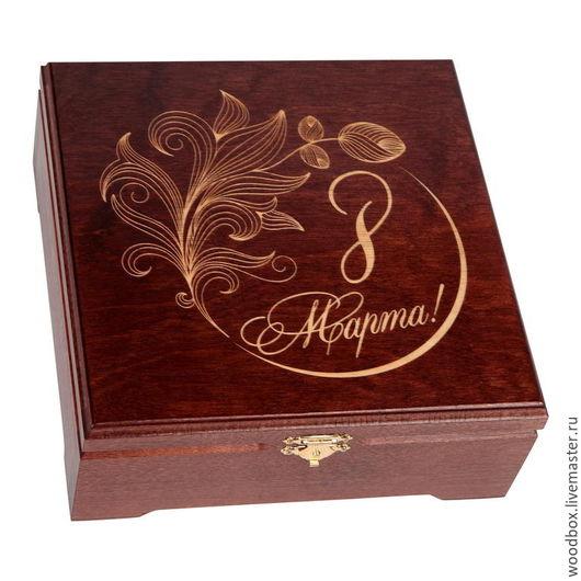 Подарочная упаковка ручной работы. Ярмарка Мастеров - ручная работа. Купить шкатулка для упаковки готовых парфюмерных и косметических наборов. Handmade.