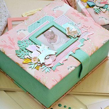"""Товары для малышей ручной работы. Ярмарка Мастеров - ручная работа Мамины сокровища """"Нежный возраст"""", подарок на рождение.. Handmade."""