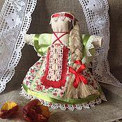 Куклы и игрушки ручной работы. Ярмарка Мастеров - ручная работа Куколка Веснянка. Handmade.