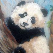 Картины и панно handmade. Livemaster - original item Copy of Wool Watercolor Art Painting with frame