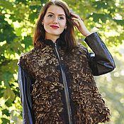 """Одежда ручной работы. Ярмарка Мастеров - ручная работа Куртка""""Пряности"""". Handmade."""